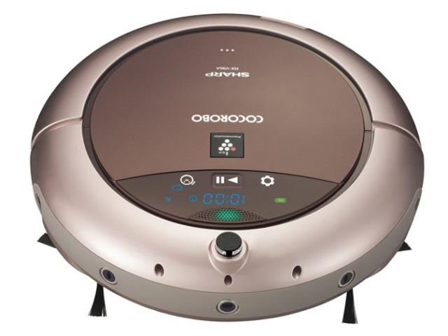 シャープ 掃除機 COCOROBO RX-V95A [タイプ:ロボット 集じん容積:0.25L] 【】【人気】【売れ筋】【価格】