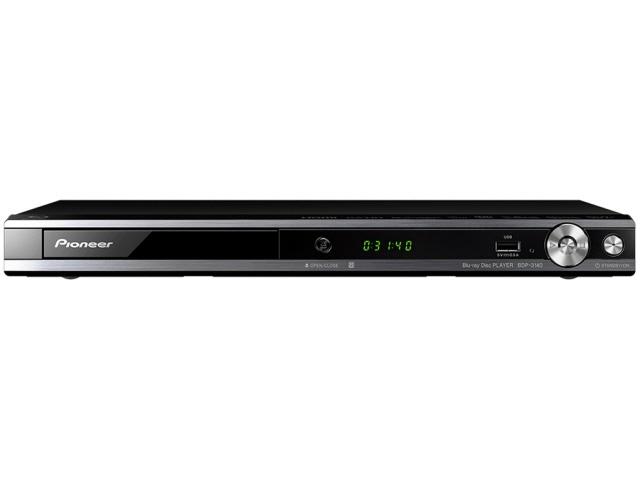 パイオニア ブルーレイプレーヤー BDP-3140-K [ブラック] [HDMI端子:○] 【】 【人気】 【売れ筋】【価格】【半端ないって】