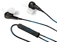 Bose イヤホン・ヘッドホン QuietComfort 20 Acoustic Noise Cancelling headphones Apple 製品対応モデル [ブラック] [タイプ:インナーイヤー 装着方式:両耳 駆動方式:ダイナミック型] 【】 【人気】 【売れ筋】【価格】【半端ないって】