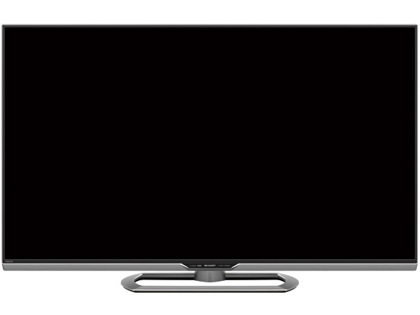 Sharp LCD TV AQUOS LC-52US30 52 inches [screen size: 52 inch pixel count: 3840 x 2160 LED backlight: 1 recording function: external HDD 4 K 1]