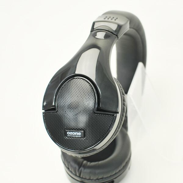 OZONE ヘッドセット ONDA PRO ONDAPROK [ブラック] [ヘッドホンタイプ:オーバーヘッド プラグ形状:USB 片耳用/両耳用:両耳用] 【】【人気】【売れ筋】【価格】