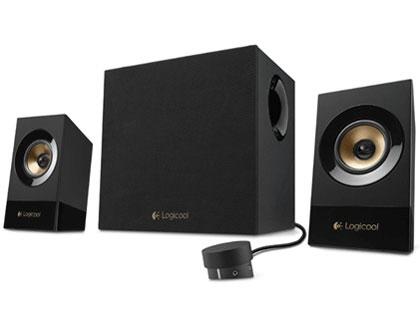 ロジクール PCスピーカー Multimedia Speaker System Z533 [ブラック] [タイプ:2.1chスピーカー 総合出力:60W 入力端子:ミニプラグ入力x2/RCA入力x1] 【】 【人気】 【売れ筋】【価格】