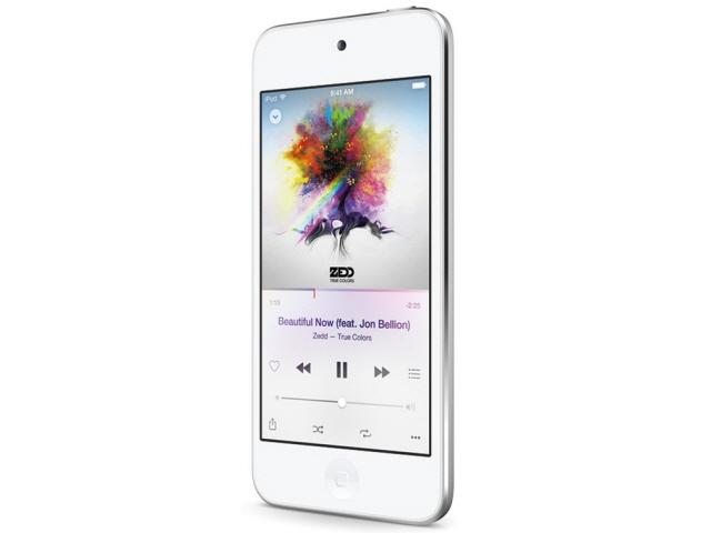 APPLE MP3プレーヤー iPod touch MKHX2J/A [32GB シルバー] [記憶媒体:フラッシュメモリ 記憶容量:32GB 再生時間:40時間 主な機能:日本語対応/ボイスレコーダー/Wi-Fi(無線LAN)/カメラ機能 インターフェイス:Bluetooth]