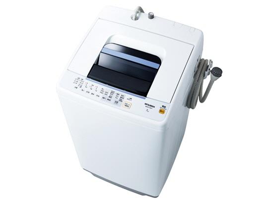 【代引不可】三菱電機 洗濯機 MAW-70AP [洗濯機スタイル:簡易乾燥機能付洗濯機 開閉タイプ:上開き 洗濯容量:7kg] 【】【人気】【売れ筋】【価格】