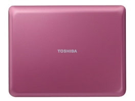 Toshiba portable DVD player REGZA SD-P710SP [Pink] [screen size: 7 inch wide screen 1: width x height x depth: 200 x 43x155mm weight:0.77kg]