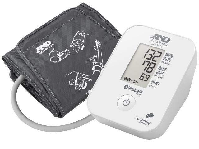 【キャッシュレス 5% 還元】 A&D 血圧計 UA-651BLE [計測方式:上腕式(カフ式) 電源:AC/乾電池 メモリー機能:内部メモリ30セット] 【】 【人気】 【売れ筋】【価格】