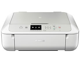 CANON printer PIXUS MG5730 [White] [type: Ink Jet Max paper size: A4 resolution: 4800x1200dpi functions: copy/scanner]
