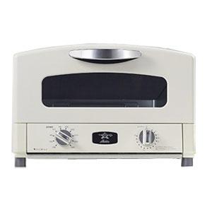 日本エー・アイ・シー トースター Aladdin AET-G13N(W) [アラジンホワイト] [タイプ:オーブン 同時トースト数:4枚 消費電力:1300W] 【】 【人気】 【売れ筋】【価格】