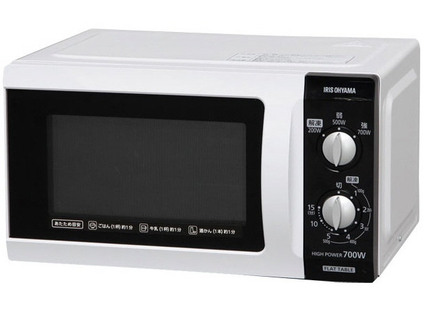 IRIS OHYAMA microwave oven IMB-F181-6 [(West Japan) for exclusive use of 60Hz] [a type: capacity in the storage of microwave oven: the 18L greatest range output: 700W]