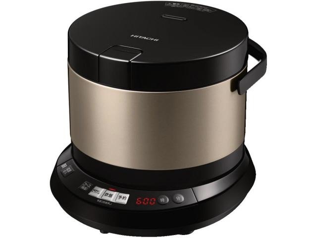 日立 炊飯器 おひつ御膳 RZ-WS4M(N) [ブラウンゴールド] 【】 【人気】 【売れ筋】【価格】【半端ないって】