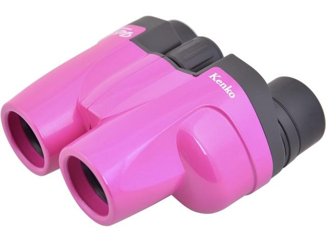 ケンコー 双眼鏡 ウルトラビューM 10x25FMC UVM1025PK [ピンク] [倍率:10倍 対物レンズ有効径:25mm 実視界:5.6° 明るさ:6.3 重量:250g] 【】 【人気】 【売れ筋】【価格】【半端ないって】