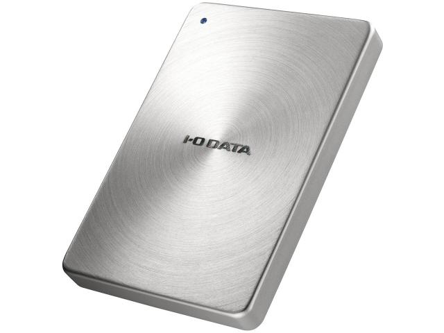 【キャッシュレス 5% 還元】 IODATA 外付け ハードディスク HDPX-UTC2S [シルバー] [容量:2TB インターフェース:USB3.1 Gen1(USB3.0)] 【】 【人気】 【売れ筋】【価格】