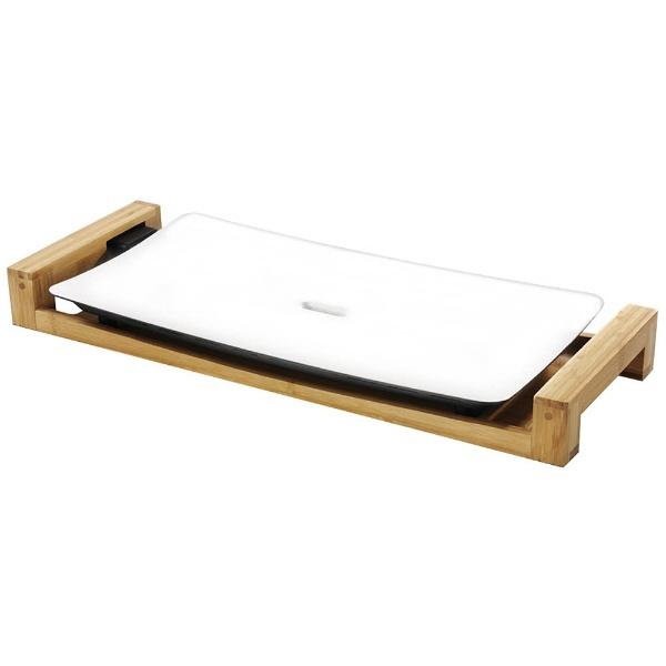 【キャッシュレス 5% 還元】 プリンセス ホットプレート Table Grill Pure 103030 [タイプ:ホットプレート 形状:長方形 サイズ:614x70x222mm 重量:3.4kg] 【】 【人気】 【売れ筋】【価格】