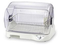 【キャッシュレス 5% 還元】 タイガー魔法瓶 食器乾燥機 サラピッカ DHG-T400 [タイマー:ダイアル式60分 乾燥時間:50分] 【】 【人気】 【売れ筋】【価格】