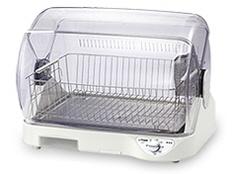 タイガー魔法瓶 食器乾燥機 サラピッカ DHG-S400 [タイマー:ダイアル式60分 乾燥時間:50分] 【】 【人気】 【売れ筋】【価格】【半端ないって】