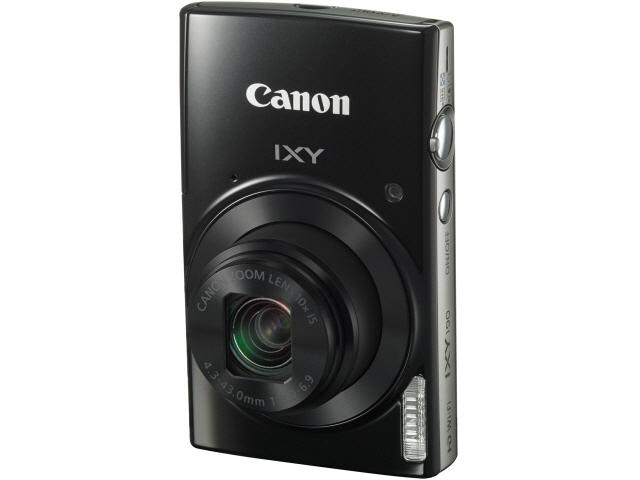 CANON デジタルカメラ IXY 190 [ブラック] [画素数:2050万画素(総画素)/2000万画素(有効画素) 光学ズーム:10倍 撮影枚数:190枚 備考:顔検出] 【】 【人気】 【売れ筋】【価格】【半端ないって】