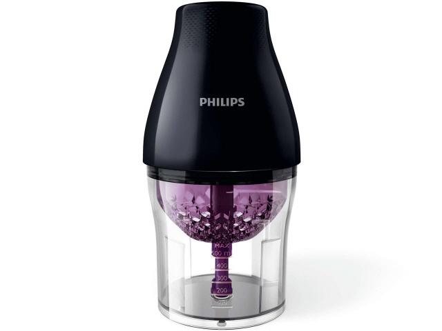 フィリップス フードプロセッサー HR2509 [ブラック] [ミキサータイプ:フードプロセッサー 設置タイプ:据え置き 容量:1.1L] 【】【人気】【売れ筋】【価格】