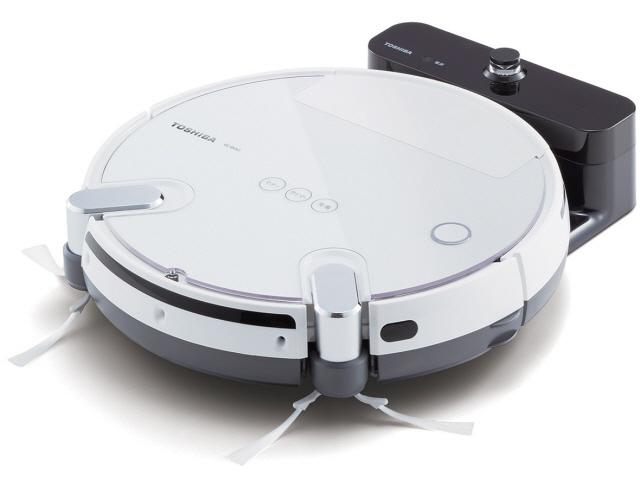 東芝 掃除機 トルネオ ロボ VC-RV2 [タイプ:ロボット 集じん容積:0.2L] 【】 【人気】 【売れ筋】【価格】【半端ないって】