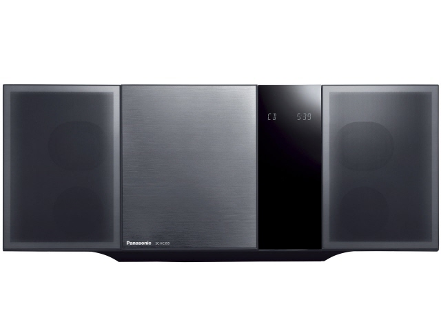 パナソニック コンポ SC-HC395-K [ブラック] [対応メディア:CD/CD-R/RW 最大出力:40W] 【】 【人気】 【売れ筋】【価格】【半端ないって】