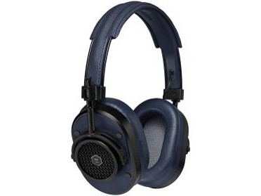MASTER & DYNAMIC イヤホン・ヘッドホン MH40 [BLACK/NAVY] [タイプ:オーバーヘッド 装着方式:両耳 構造:密閉型 駆動方式:ダイナミック型] 【】 【人気】 【売れ筋】【価格】【半端ないって】