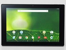 テックウインド タブレットPC(端末)・PDA CLIDE A10A A10A-A51BK [OS種類:Android 5.1 画面サイズ:10.1インチ CPU:Atom Z3735F/1.33GHz 記憶容量:16GB] 【エントリーでポイント10倍以上!SS期間中】