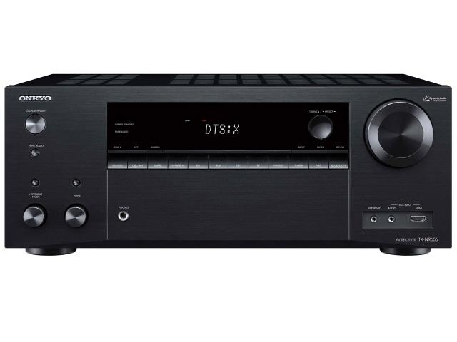 安橋 AV 功放 TX NR656 環繞管道︰ 7.2ch HDMI 輸入︰ 8 個音訊輸入︰ 6