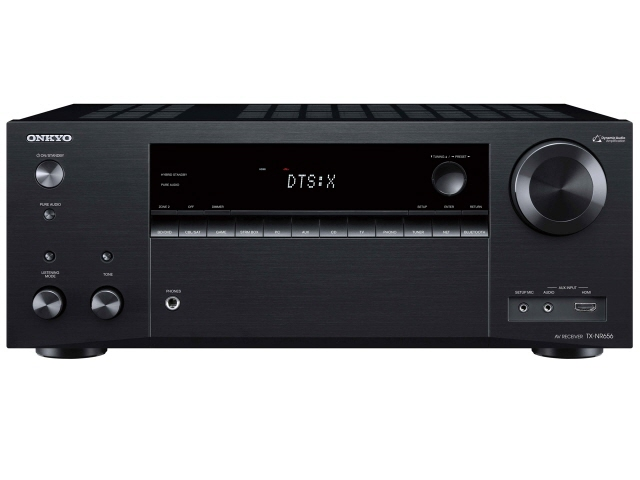 ONKYO AV amp TX-NR656 surround channels:7.2ch HDMI input: 8 audio inputs: 6