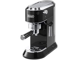 【キャッシュレス 5% 還元】 デロンギ コーヒーメーカー デディカ EC680BK [ブラック] [容量:2杯 エスプレッソ:○ カプチーノ:○] 【】 【人気】 【売れ筋】【価格】