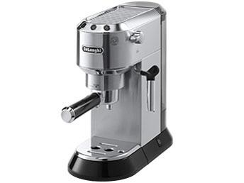 デロンギ コーヒーメーカー デディカ EC680M [メタルシルバー] [容量:2杯 エスプレッソ:○ カプチーノ:○] 【】 【人気】 【売れ筋】【価格】