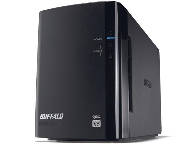 バッファロー 外付け ハードディスク DriveStation Pro HD-WH8TU3/R1-C [容量:8TB インターフェース:USB3.0/USB2.0] 【】 【人気】 【売れ筋】【価格】【半端ないって】