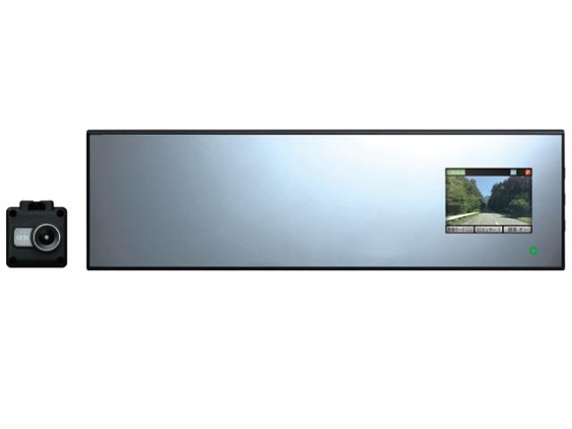 セルスター ドライブレコーダー CSD-620FH [本体タイプ:ミラー型 画素数(フロント):録画画素数:200万画素/撮像素子:200万画素 駐車監視機能:オプション] 【】 【人気】 【売れ筋】【価格】