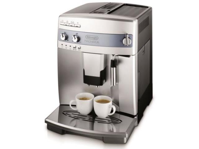 デロンギ コーヒーメーカー マグニフィカ ESAM03110S [容量:2杯 コーヒー:○ エスプレッソ:○ カプチーノ:○] 【】【人気】【売れ筋】【価格】