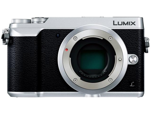 パナソニック デジタル一眼カメラ LUMIX DMC-GX7MK2-S ボディ [シルバー] [タイプ:ミラーレス 画素数:1684万画素(総画素)/1600万画素(有効画素) 撮像素子:フォーサーズ/4/3型/LiveMOS 連写撮影:40コマ/秒 重量:383g]