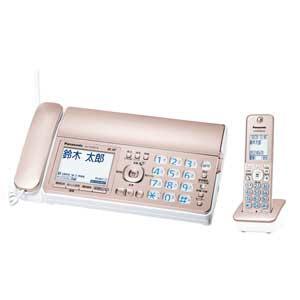 パナソニック 電話機 おたっくす KX-PZ300DL-N [ピンクゴールド] [電話機能:○] 【】 【人気】 【売れ筋】【価格】