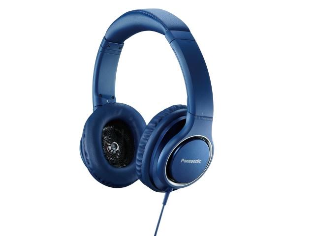 【キャッシュレス 5% 還元】 パナソニック イヤホン・ヘッドホン RP-HD5-A [ブルー] [タイプ:オーバーヘッド 装着方式:両耳 構造:密閉型(クローズド) 駆動方式:ダイナミック型 再生周波数帯域:4Hz~40kHz ハイレゾ:○] 【】 【人気】 【売れ筋】【価格】