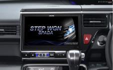 Alpine Electronics汽車導航器大的X高級EX10V-ST2[畫面尺寸:10型TV調諧器:全面塞古(數位電視)]