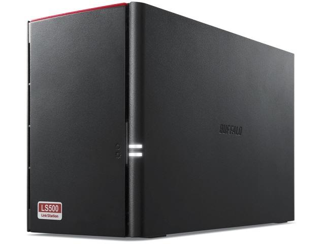 バッファロー NAS LinkStation LS520D0202 [ドライブベイ数:HDDx2 容量:HDD:2TB DLNA:○] 【】 【人気】 【売れ筋】【価格】【半端ないって】