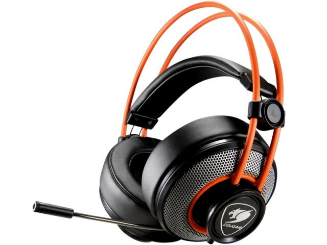 COUGAR ヘッドセット COUGAR IMMERSA CGR-P40NB-300 [ヘッドホンタイプ:オーバーヘッド プラグ形状:ミニプラグ 片耳用/両耳用:両耳用] 【】 【人気】 【売れ筋】【価格】【半端ないって】