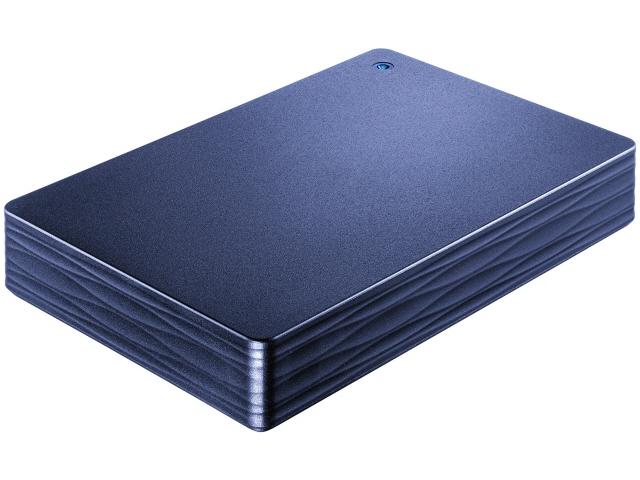IODATA 外付け ハードディスク HDPH-UT2DNV [ミレニアム群青] [容量:2TB インターフェース:USB3.0/USB2.0] 【】 【人気】 【売れ筋】【価格】【半端ないって】