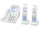 シャープ 電話機 JD-AT85CW [受話器タイプ:コードレス 有線通話機:0台 コードレス通話機:3台 ナンバーディスプレイ:○ DECT方式:○] 【】 【人気】 【売れ筋】【価格】【半端ないって】
