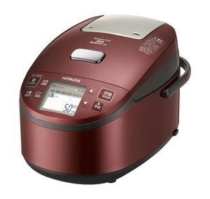 日立 炊飯器 打込鉄釜 ふっくら御膳 RZ-YV100M(R) [メタリックレッド] 【】 【人気】 【売れ筋】【価格】