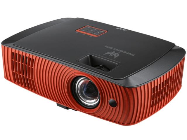 【キャッシュレス 5% 還元】 Acer プロジェクタ Predator Z650 [パネルタイプ:DLP アスペクト比:16:9 最大輝度:2200ルーメン コントラスト比:20000:1 対応解像度規格:VGA~WUXGA] 【】 【人気】 【売れ筋】【価格】
