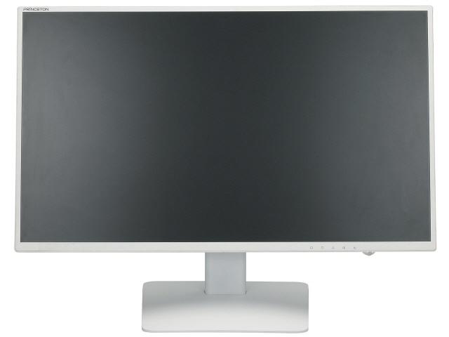 【キャッシュレス 5% 還元】 プリンストン 液晶モニタ・液晶ディスプレイ PTFWLT-24W [23.8インチ ホワイト] [モニタサイズ:23.8インチ モニタタイプ:ワイド 解像度(規格):フルHD(1920x1080) 入力端子:DVIx1/D-Subx1/HDMIx1]