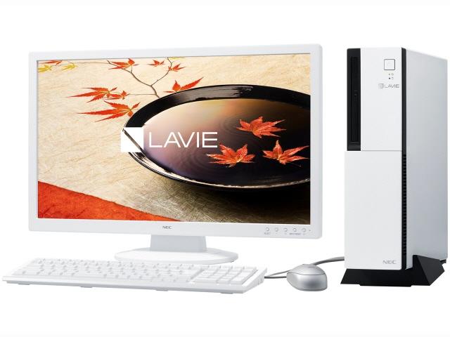 NEC デスクトップパソコン LAVIE Desk Tower DT750/FAW PC-DT750FAW [画面サイズ:23インチ CPU種類:Core i7 6700(Skylake) メモリ容量:8GB ストレージ容量:HDD:3TB OS:Windows 10 Home 64bit] 【】 【人気】 【売れ筋】【価格】【半端ないって】