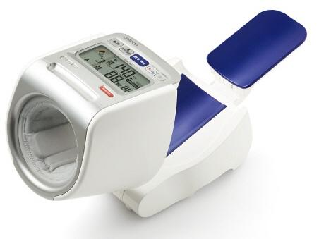 オムロン 血圧計 HEM-1021 [計測方式:上腕式(アームイン式) 電源:AC/乾電池 メモリー機能:2人×90回] 【】 【人気】 【売れ筋】【価格】