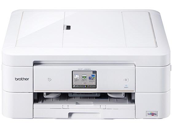burazapurintapuribio DCP-J968N-W[類型:噴墨最大紙張尺寸:A4清晰度:6000x1200dpi功能:影本/掃描器]