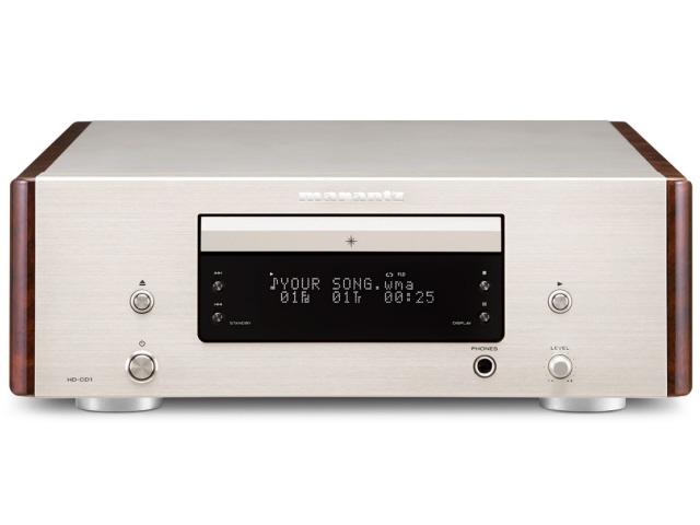 【キャッシュレス 5% 還元】 【ポイント5倍】マランツ CDプレーヤー Music Link HD-CD1 [周波数特性(最小):2Hz 周波数特性(最大):20KHz MP3:○]  【人気】 【売れ筋】【価格】