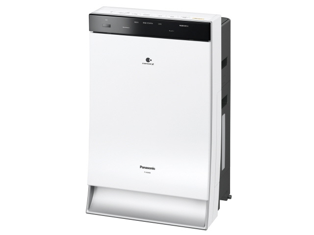Panasonic air cleaner F-VXM90-W [white] [application floor space HEPA's greatest a type: a humidification air cleaner filter kind:: 40 tatami filter life: for ten years PM2.5 correspondence :○]