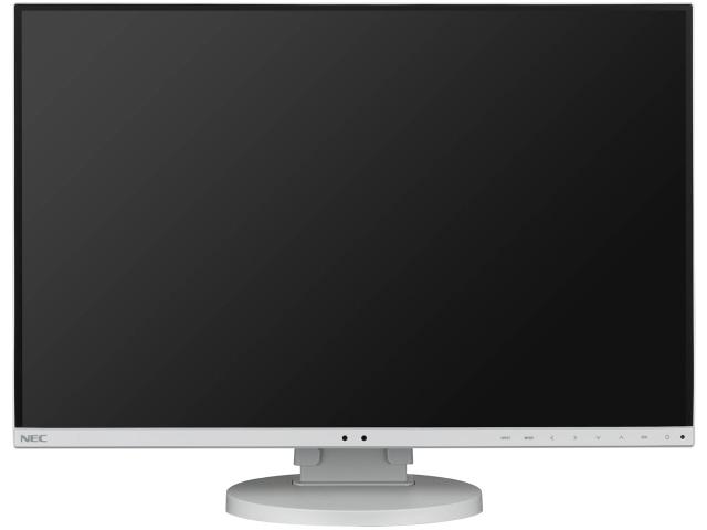 【キャッシュレス 5% 還元】 NEC 液晶モニタ・液晶ディスプレイ MultiSync LCD-EA245WMi [24インチ 白] [モニタサイズ:24インチ モニタタイプ:ワイド 解像度(規格):WUXGA(1920x1200) 入力端子:DVIx1/D-Subx1/HDMIx1/DisplayPortx1]