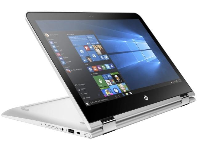 HP ノートパソコン Pavilion 13-u049TU x360 X5Q07PA#ABJ [液晶サイズ:13.3インチ CPU:Core i3 6100U(Skylake)/2.3GHz/2コア CPUスコア:3603 ストレージ容量:HDD:500GB メモリ容量:4GB OS:Windows 10 Home 64bit] 【】【人気】【売れ筋】【価格】